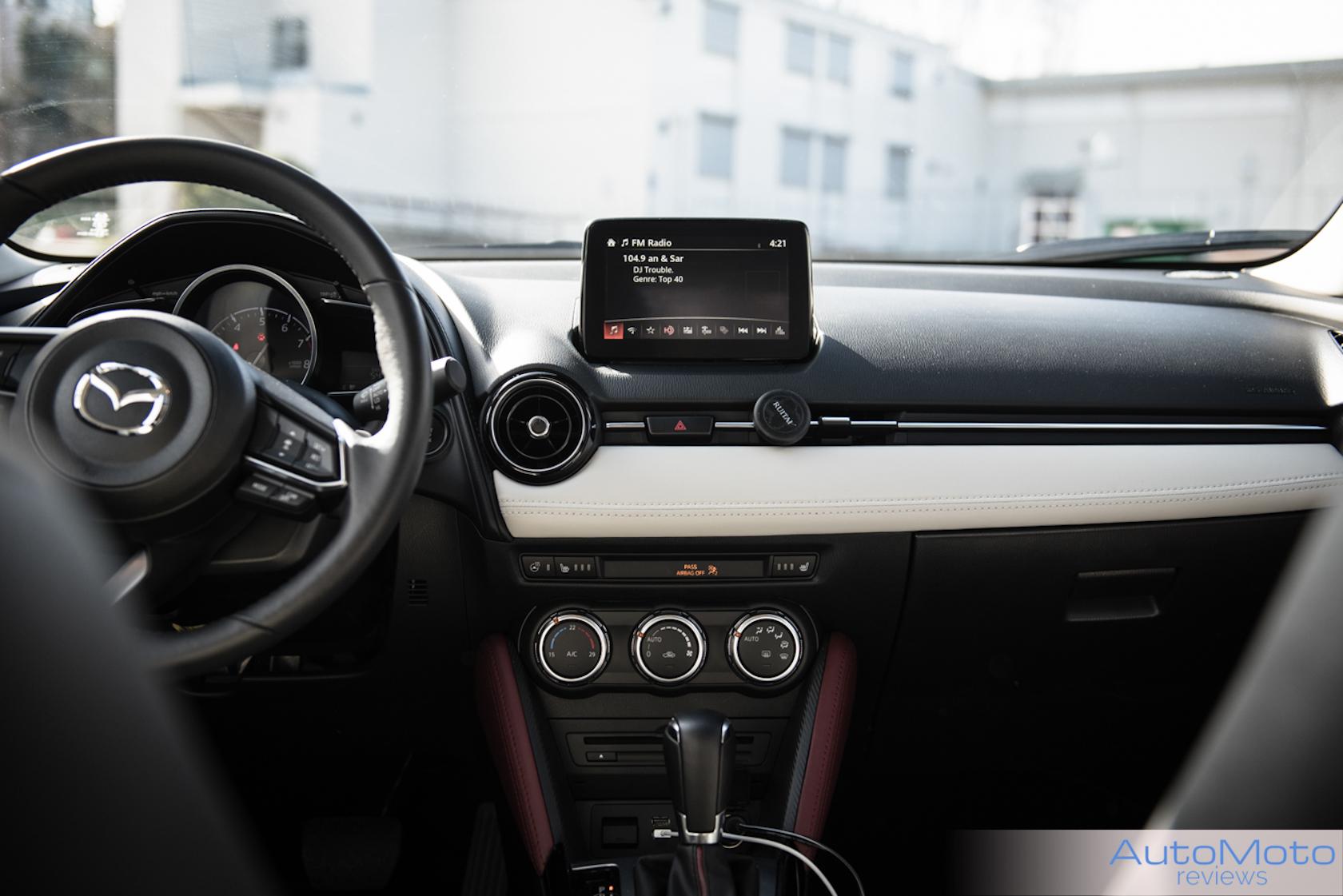 2018 Mazda Cx 3 Gt Automoto Reviews