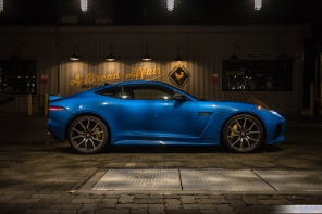 2018 Jaguar F-Type SVR-13