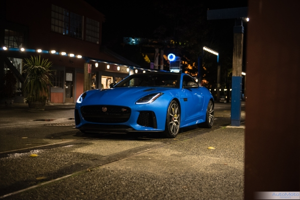 2018 Jaguar F-Type SVR-16
