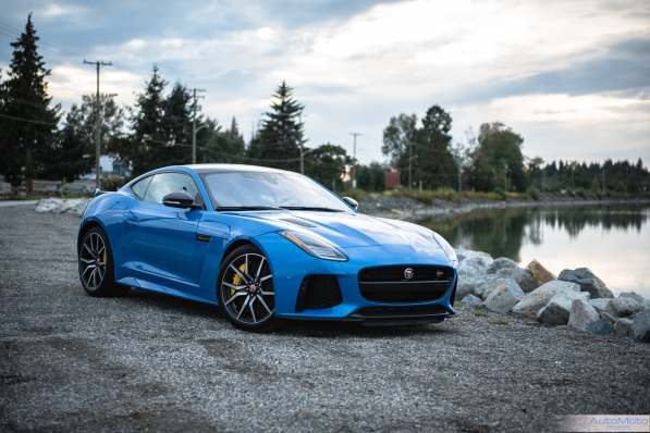2018 Jaguar F-Type SVR-5