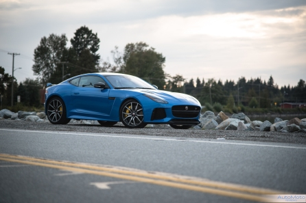 2018 Jaguar F-Type SVR-7