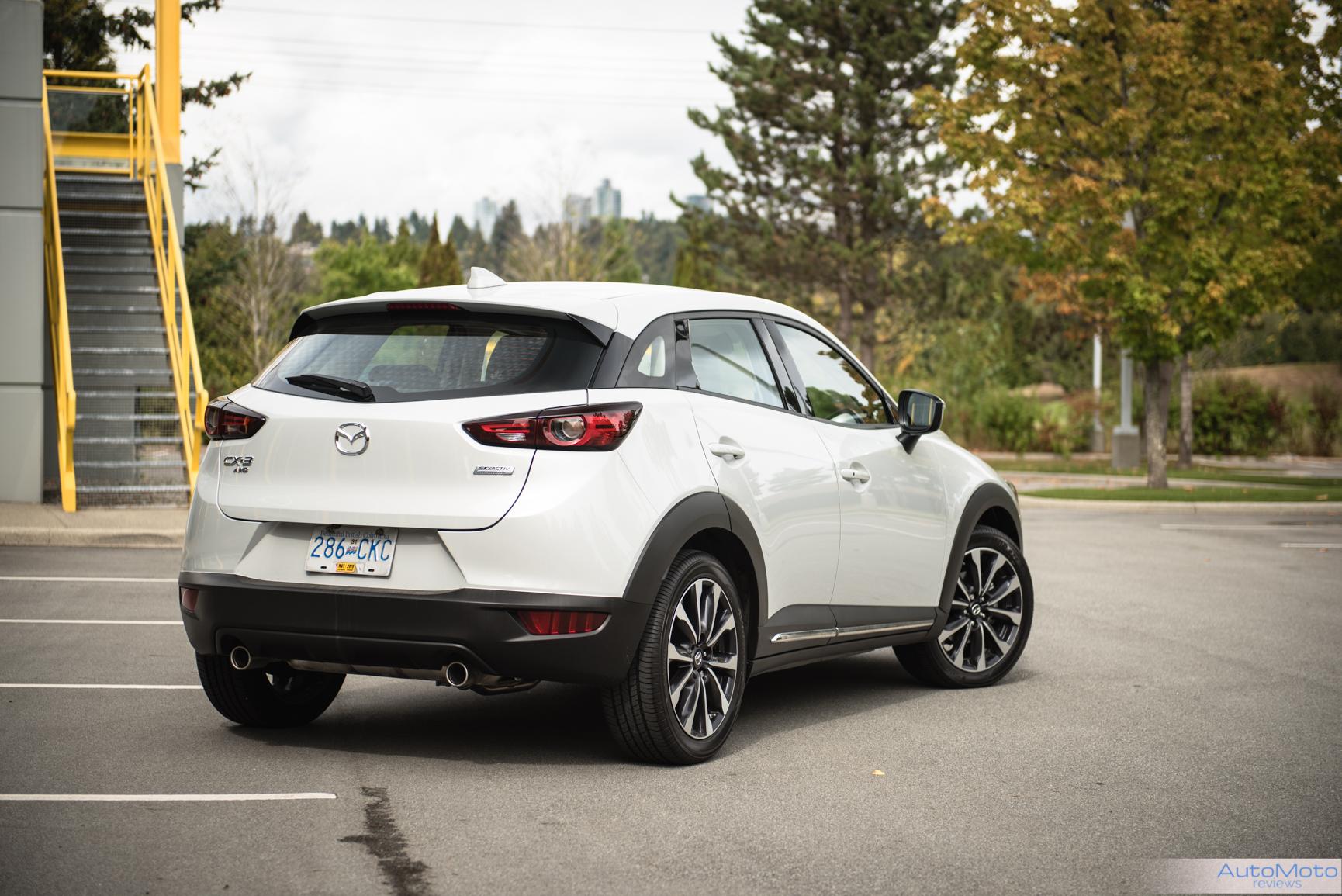 2019 Mazda Cx-3-4