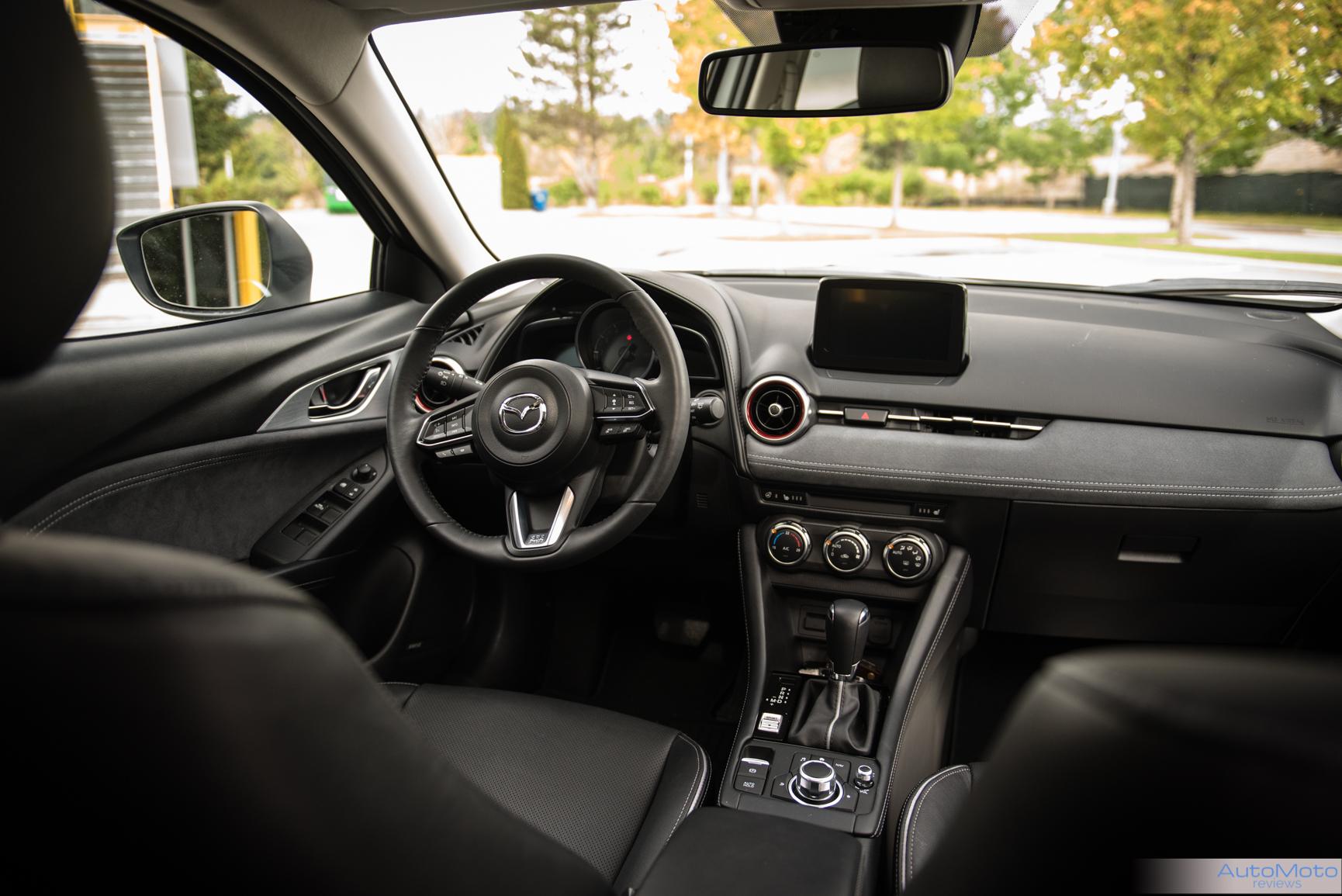 2019 Mazda Cx-3-5