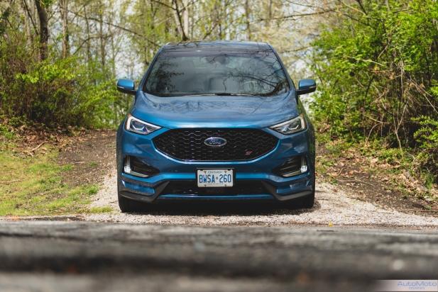 2019 Ford Edge ST-20