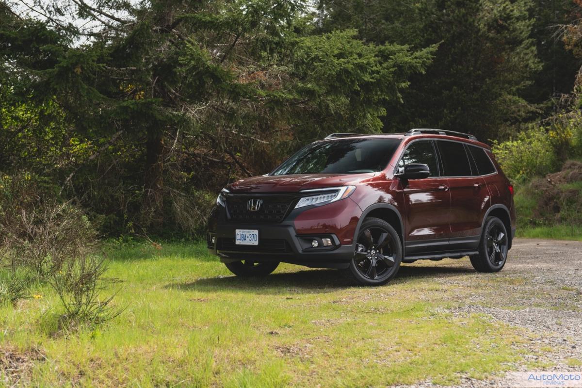 2019 Honda Passport Review Honda S New Overland Vehicle Of