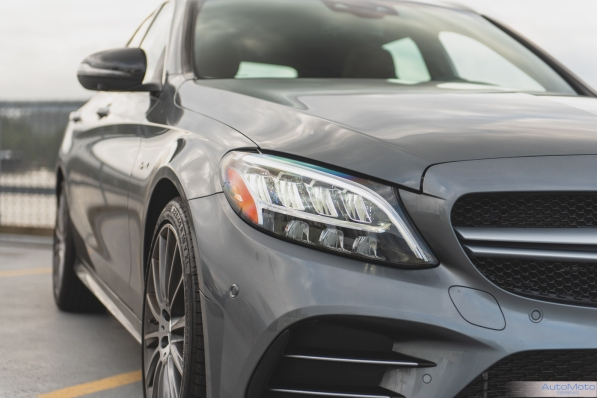 2019 Mercedes Benz C43 AMG Wagon-15