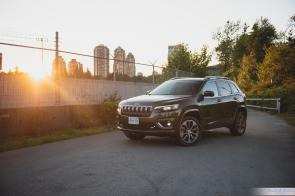 2019 Jeep Cherokee Overland-2