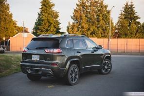 2019 Jeep Cherokee Overland-5