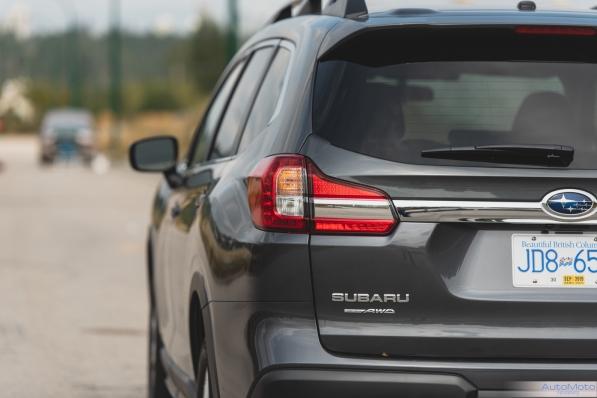 200 Subaru Ascent -2