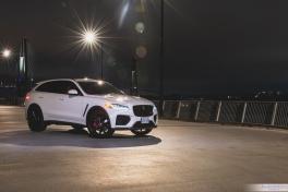 2019 Jaguar F-Pace SVR-1
