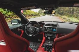 2019 Jaguar F-Pace SVR-11