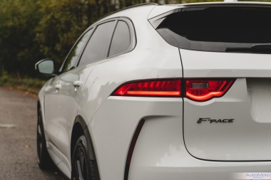 2019 Jaguar F-Pace SVR-24