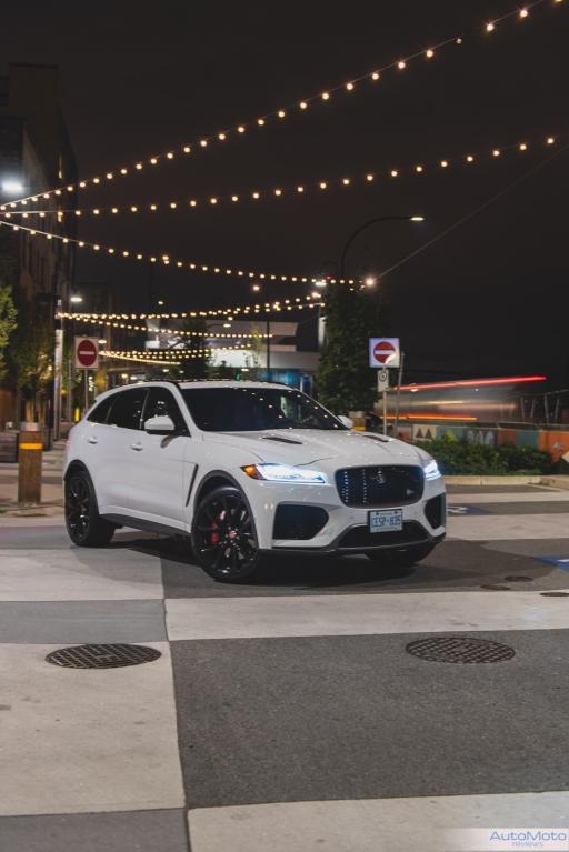 2019 Jaguar F-Pace SVR-5
