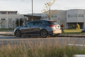 2019 Mercedes Benz A250 4Matic-4