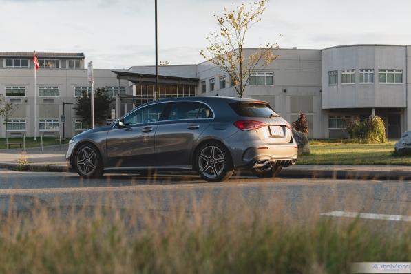 2019 Mercedes Benz A250 4Matic-4