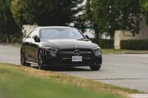 2019 Mercedes Benz CLS 53 AMG-14