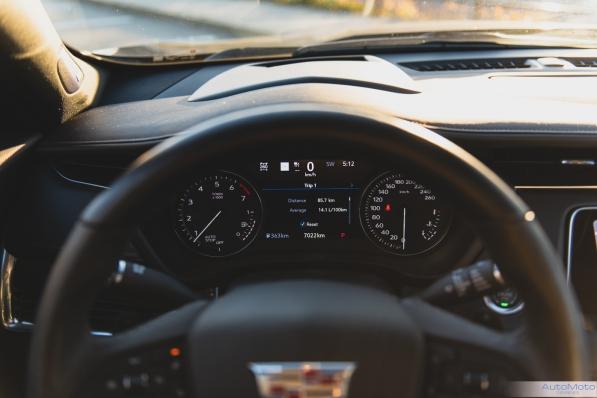 2019 Cadillac XT4-25