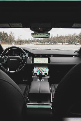 2020 Range Rover Evoque -16
