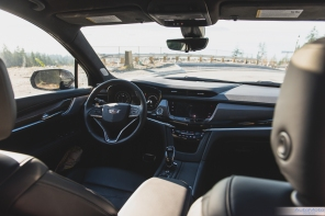 2020 Cadillac xt6-4