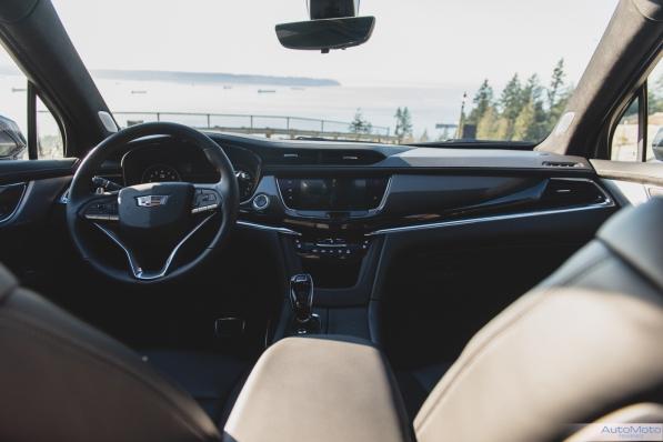 2020 Cadillac xt6-5