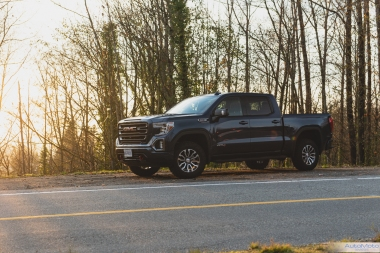 2020 GMC Sierra AT4-1