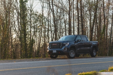 2020 GMC Sierra AT4-2