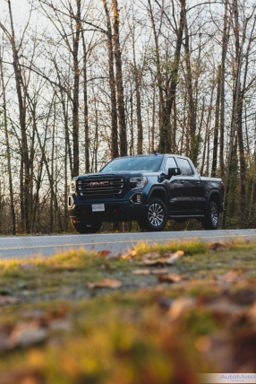 2020 GMC Sierra AT4-3