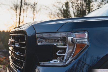 2020 GMC Sierra AT4-5