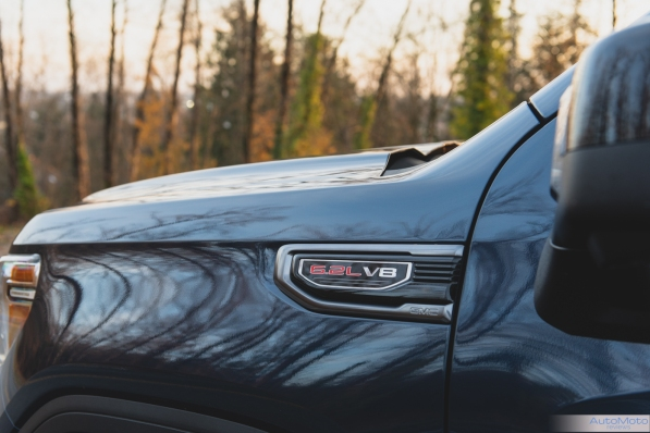 2020 GMC Sierra AT4-7