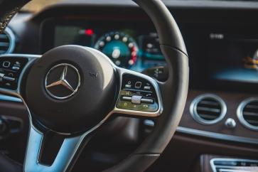 2020 Mercedes Benz E 400-11