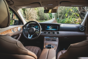 2020 Mercedes Benz E 400-9