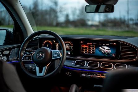 2020 Mercedes Benz GLS 450-14